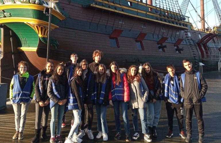 Una semana de aprendizaje en Almere