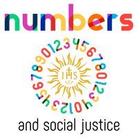 Logo Numbers and Social Justice (4800x4809)